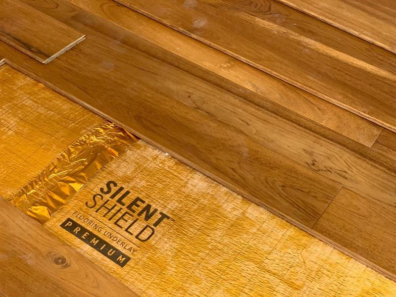 Silent Shield Underlay
